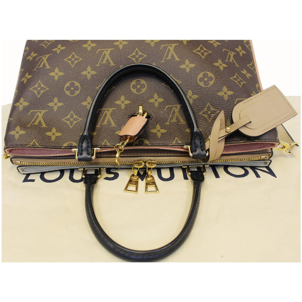 Louis Vuitton Millefeuille Monogram Canvas Straps Bag