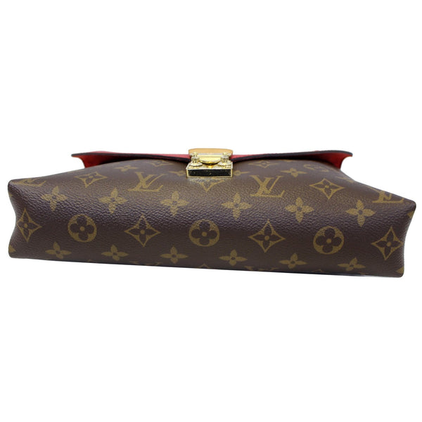 Louis Vuitton Pallas Chain Monogram Canvas bag bottom