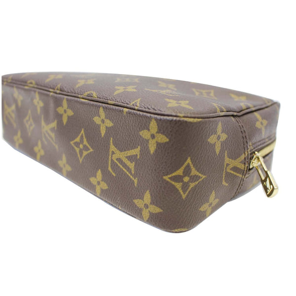 LOUIS VUITTON Trousse Toilette 23 Monogram Canvas Cosmetic Pouch Brown-US