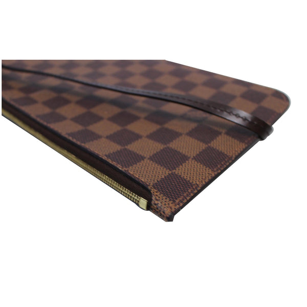 Louis Vuitton Pochette Wristlet Neverfull MM in good condition