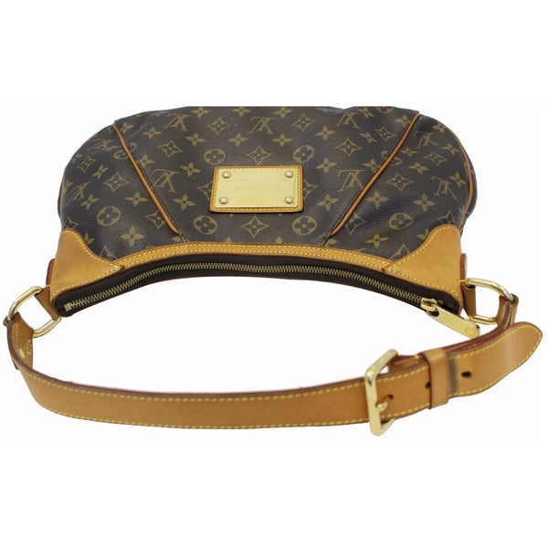 LOUIS VUITTON Thames M Monogram Canvas Shoulder Bag Brown-US