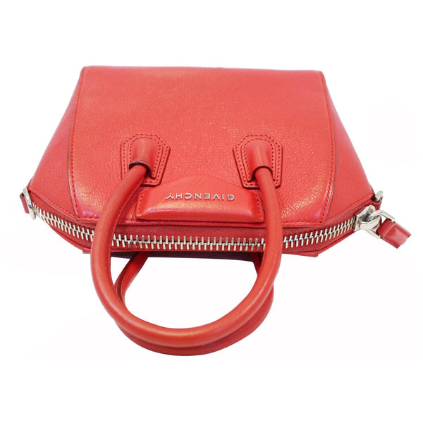 Givenchy Shoulder Bag Antigona Small Leather - strap