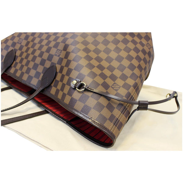 Louis Vuitton Neverfull GM Damier Ebene Tote  Bag