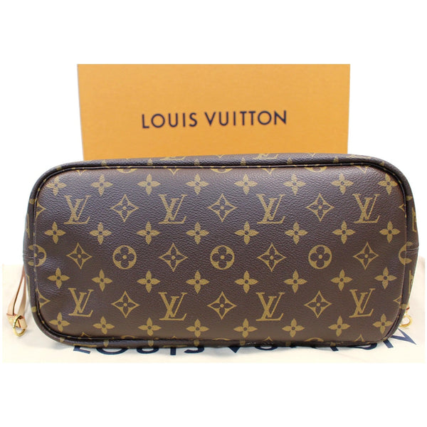 back Louis Vuitton Stories Neverfull MM for girs Bag