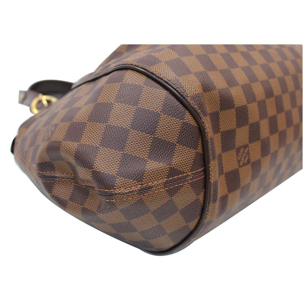 Brown lv Sistina GM Damier Ebene Shoulder Handbag