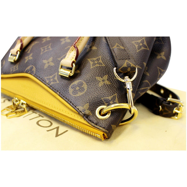 Louis Vuitton Pallas Bb Shoulder Bag | Right corner view