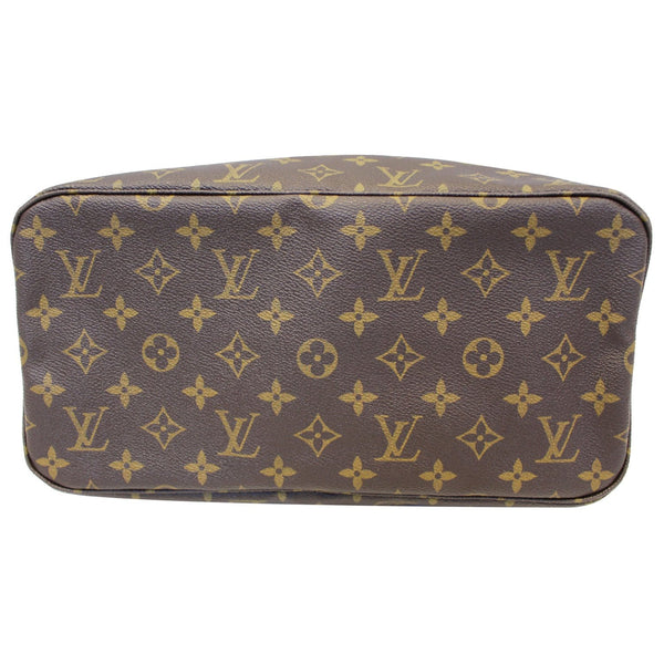 Louis Vuitton Neverfull MM Canvas Tote Shoulder Bag - lv bag