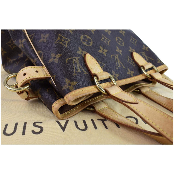 Louis Vuitton Batignolles Vertical Monogram Canvas Bag - hand straps
