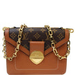 Louis Vuitton Biface Monogram Canvas Shoulder Bag