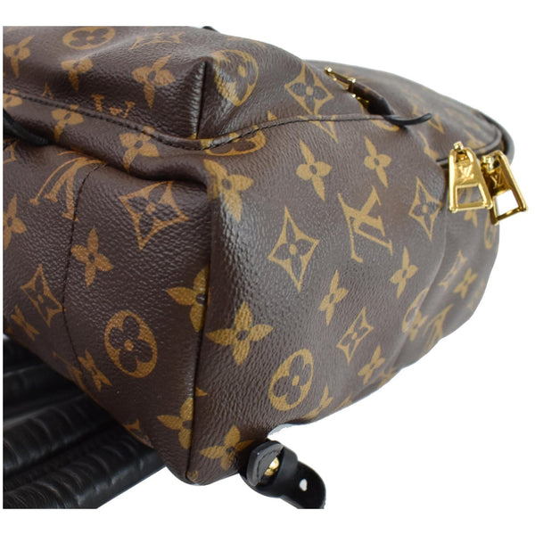 Louis Vuitton Palm Springs PM Monogram Canvas Backpack - bottom sdie preview