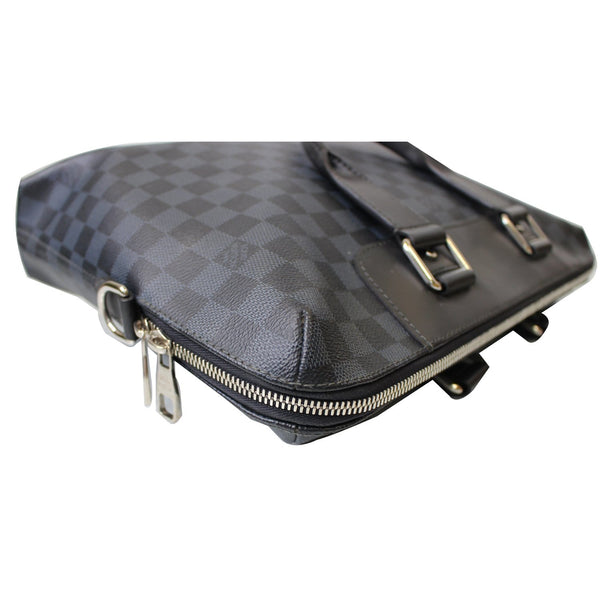 zipper lv Porte Documents Jour Damier Cobalt Bag
