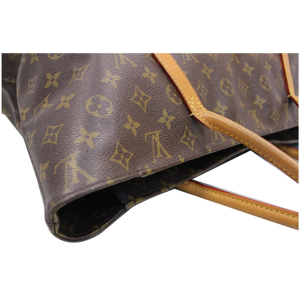 Louis Vuitton Monogram Canvas Raspail MM Bag focus