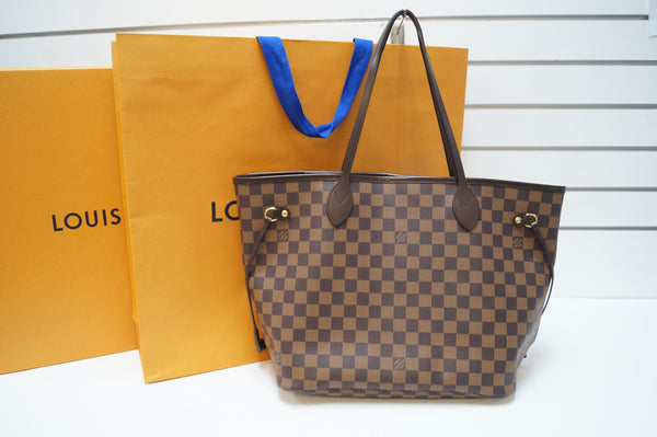 LV Neverfull MM DE