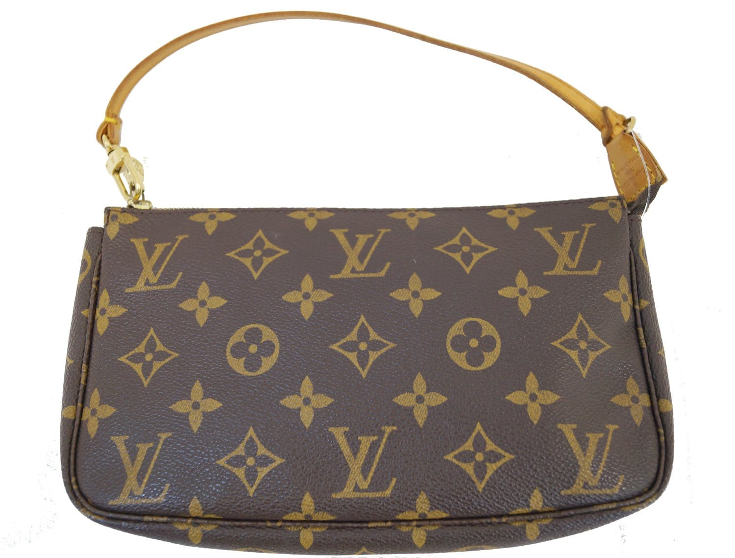 df15ff126398 Authentic LOUIS VUITTON Monogram Pochette Accessoires Pouch ...