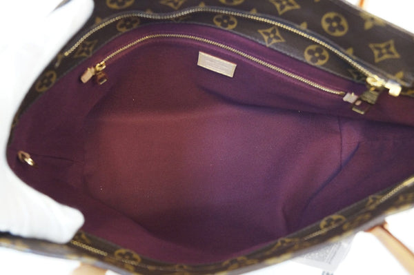 LOUIS VUITTON Monogram Raspail PM Shoulder Bag