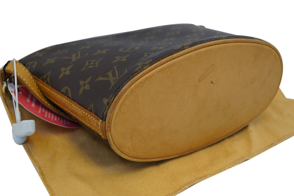 LOUIS VUITTON Monogram Drouot Shoulder Bag