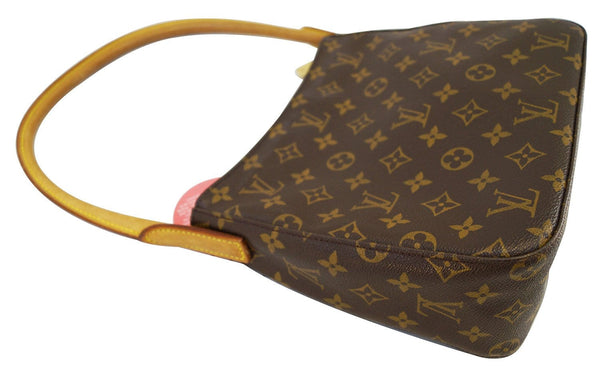 Louis Vuitton Monogram Looping Mm Shoulder Bag - 30% Off