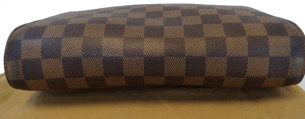 LOUIS VUITTON Damier Ebene Saint Louis Pochette Clutch Bag