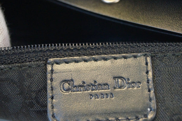 CHRISTIAN DIOR Bag - Street Chic Columbus Black Multipocket - tag