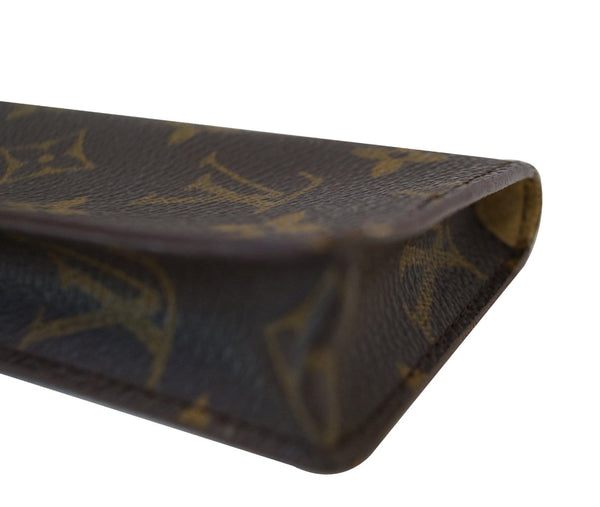 LOUIS VUITTON Monogram Canvas Sunglasses Case