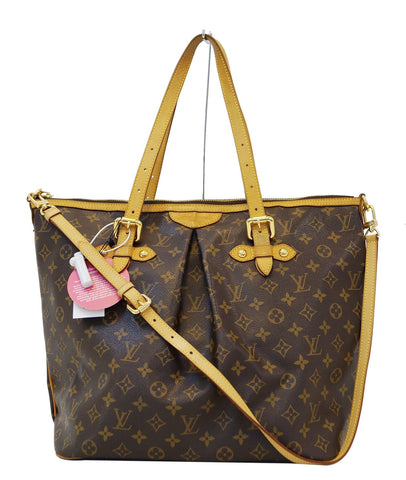 LOUIS VUITTON Palermo GM Tote Shoulder Bag