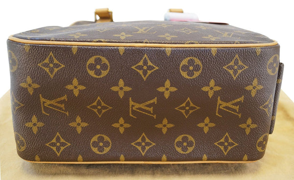 LOUIS VUITTON Monogram Canvas Excentri Cite Handbag