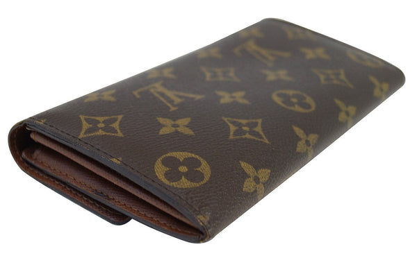 LOUIS VUITTON Monogram Portefeiulle Sarah Wallet