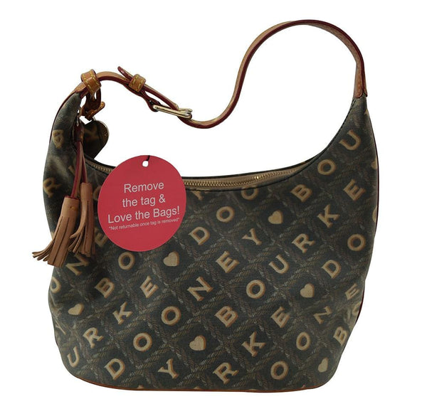 DOONEY & Bourke EUC Signature Shoulder Bag Hobo - Final Call