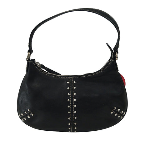 Michael Kors Black Hobo Shoulder Bag TT396 - Sale