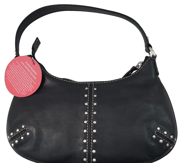 Michael Kors Black Hobo Shoulder Bag TT396 - Final Call