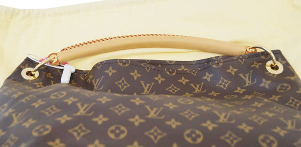 LOUIS VUITTON Monogram Artsy GM Tote Hobo Handbag Limited