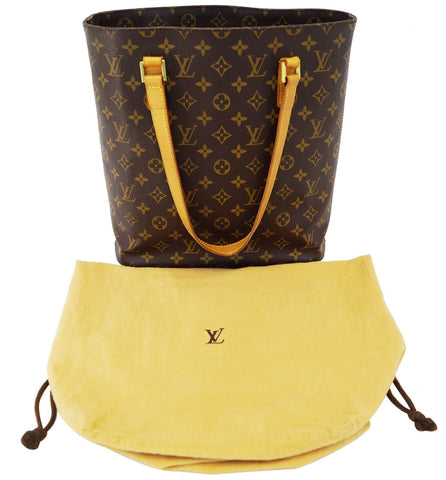 LOUIS VUITTON Monogram Canvas Vavin GM Handbag