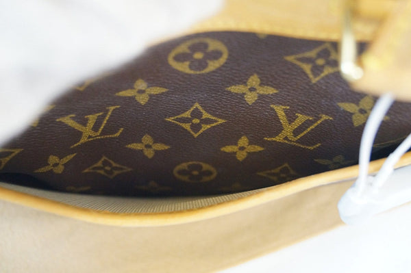 LOUIS VUITTON Monogram Trouville Boston Travel Handbag - Final Call