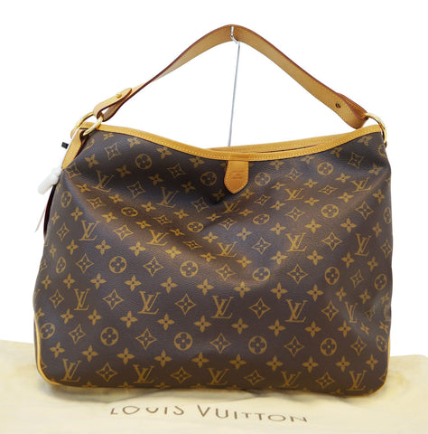 LOUIS VUITTON Used Shoulder Bag  Monogram Delightful MM
