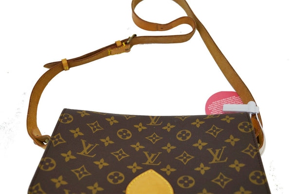 LOUIS VUITTON Cartouchiere GM Monogram Shoulder Handbag