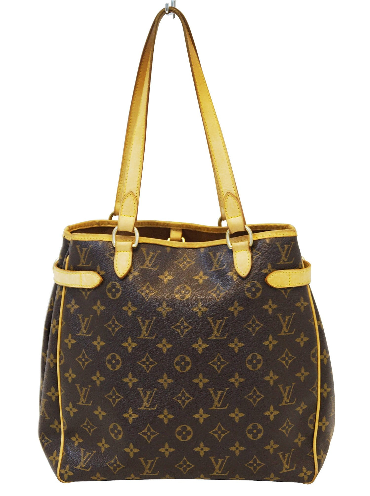 fe0dc0cea22e LOUIS VUITTON Monogram Batignolles Vertical Shoulder Bag