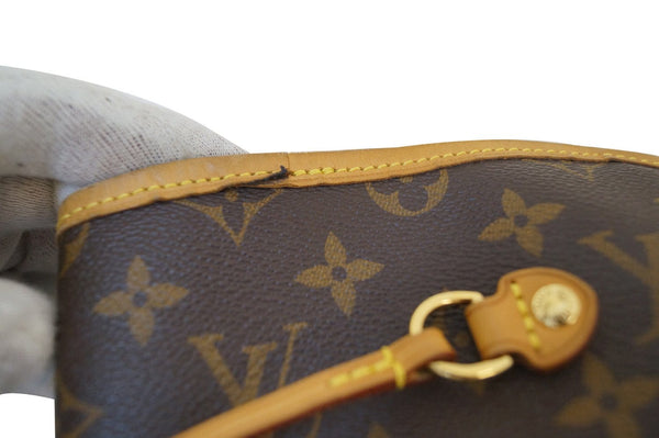 LOUIS VUITTON Vuitton Monogram Neverfull GM Shoulder Bag