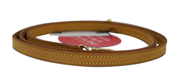 LOUIS VUITTON Leather Beige For Eva and Similar Styles Shoulder Strap