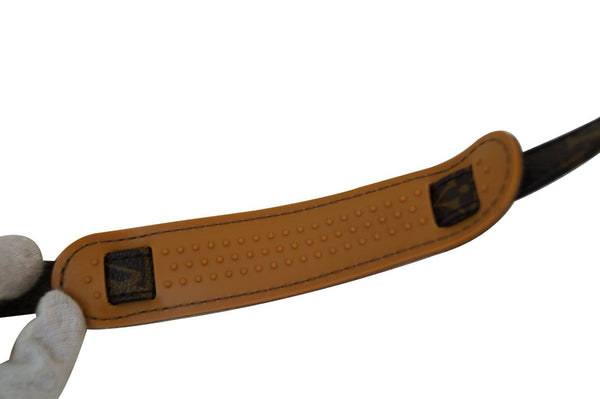 LOUIS VUITTON Monogram Brown Shoulder Strap For Metis and Similar
