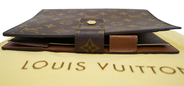 LOUIS VUITTON Monogram Agenda GM Day Planner Cover