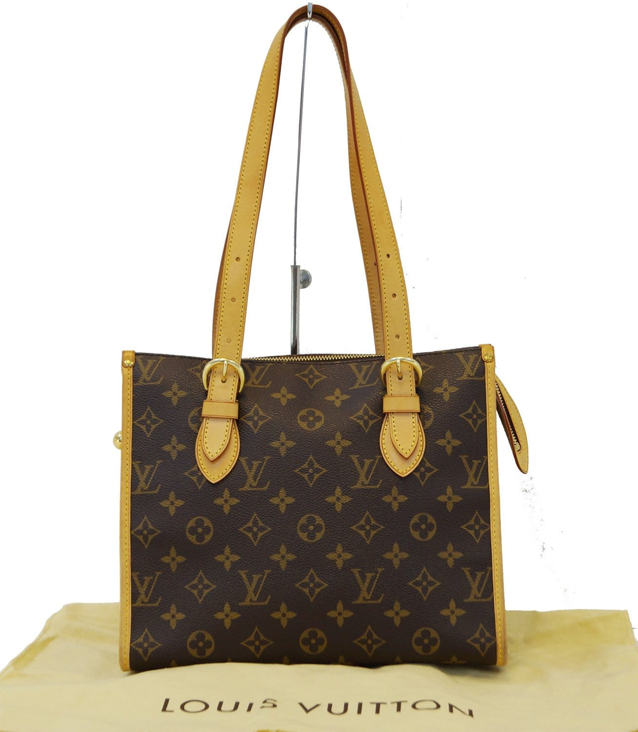 5bd499972e11 LOUIS VUITTON Monogram Canvas Popincourt Haut Bag