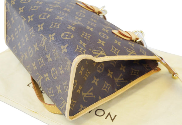 LOUIS VUITTON Monogram Canvas Popincourt Haut Bag