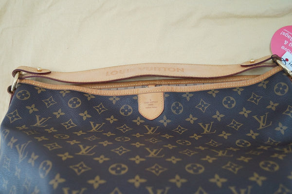 Louis Vuitton Shoulder Bag Pre Loved Monogram Delightful MM