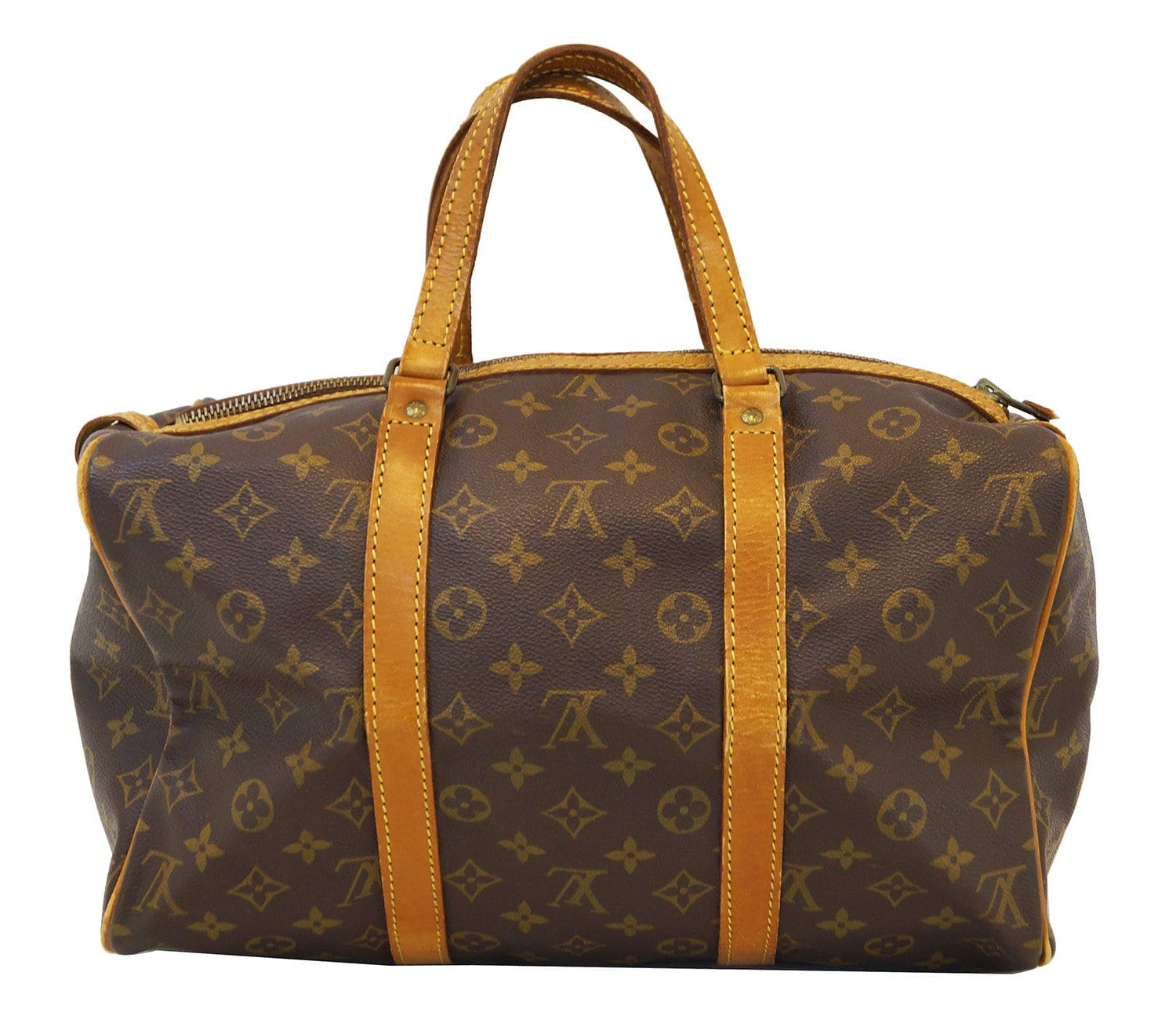 louis vuitton monogram sac souple 35 boston bag vintage. Black Bedroom Furniture Sets. Home Design Ideas