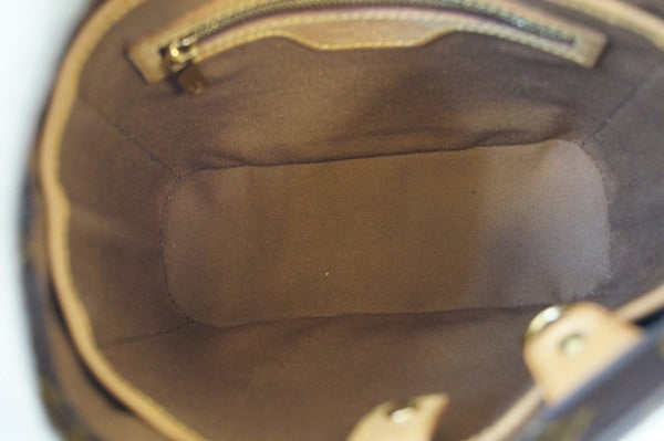 LOUIS VUITTON Monogram Canvas Vavin PM Tote Handbag