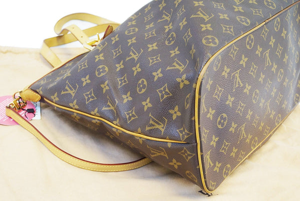 LOUIS VUITTON Monogram Palermo GM Tote Shoulder Bag