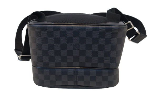 LOUIS VUITTON Damier Graphite Michael Backpack Bag