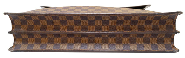 LOUIS VUITTON Damier Ebene Altona GM Briefcase Bag