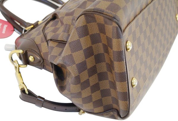 LOUIS VUITTON Trevi GM Damier Ebene 2way Handbag