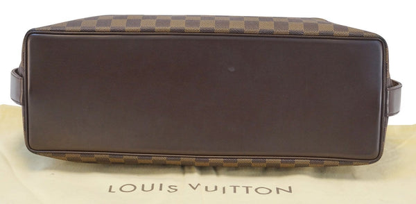 LOUIS VUITTON Chelsea Damier Ebene Large Shoulder Bag